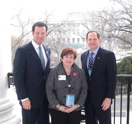 Representative Carnahan, Maxine & Mayor Slay
