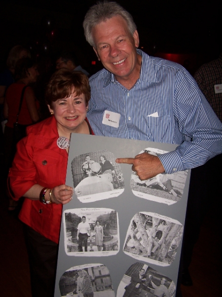 Maxine and Bill--NFL Calender 1967