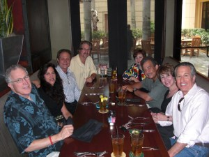 Lunch at Yardhouse on Friday--so much fun!